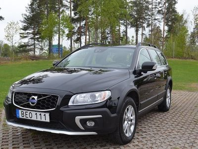 begagnad Volvo XC70 D4 AWD Geartronic Momentum 181hk -15