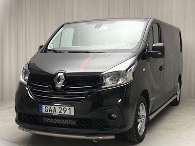 begagnad Renault Trafic 1.6 dCi Skåp (145hk)