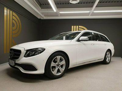 begagnad Mercedes E200 d Avantgarde Drag Navi 360Kamera