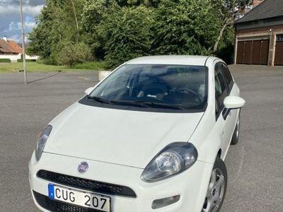 begagnad Fiat Punto 5-dörrar Easy