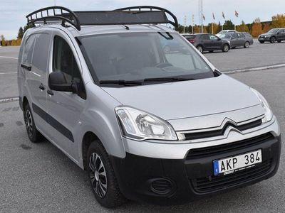 begagnad Citroën Berlingo 3-Sits 1.6 HDi 90hk -14