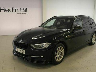 begagnad BMW 320 d Xdrive Aut Drag