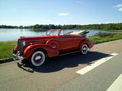 begagnad Buick Special Convertible 1937