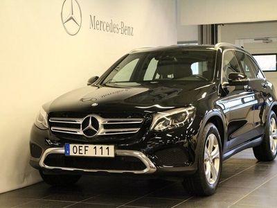 begagnad Mercedes GLC220 d 4MATIC, Burmester -17