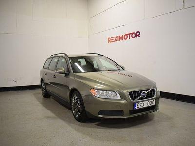 begagnad Volvo V70 1.6D DRIVe Kinetic 109hk Ny Besiktad