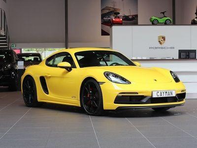 gebraucht Porsche 718 Cayman GTS PDK