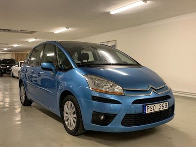 begagnad Citroën C4 Picasso 1.6 HDiF Panorama Kamrem bytt 2 Ägare PDC