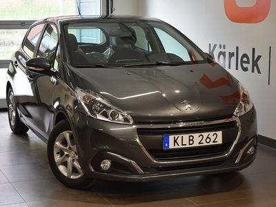 brugt Peugeot 208 Active 1,2 PureTech 82hk Aut 5D