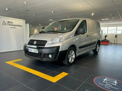 begagnad Fiat Scudo Van 2.0 MJT (130hk) Dieselvärmare