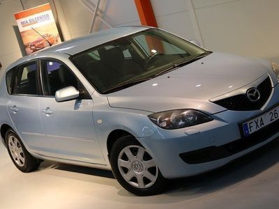 gebraucht Mazda 3 1.6L / Nya bromsar runt om / S+V Däck -07