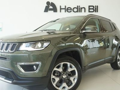 begagnad Jeep Compass LIMITED 1,4 L 140 HK MANUELL EURO 6 *CARPLAY*