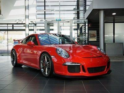 begagnad Porsche 911 GT3 911Clubsport 475hk -15