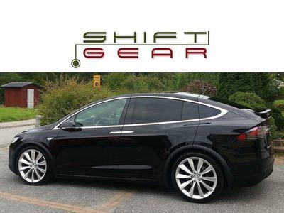 begagnad Tesla Model X 90D 6sits SE UTR 22tum LEASEBAR