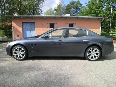 begagnad Maserati Quattroporte Sport 4,7L 431 Hk Facelift
