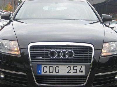 begagnad Audi A6 Avant 2.4 Quattro Drag B-värmare 2007, Kombi 77 000 kr