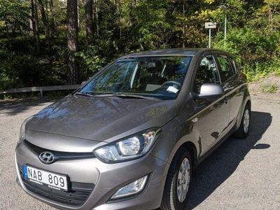 begagnad Hyundai i20 1.2 84 hk