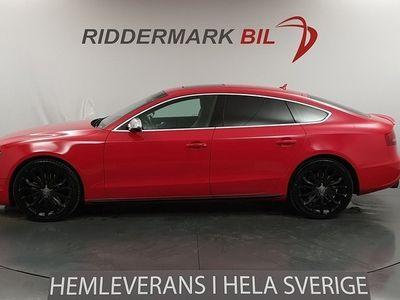 begagnad Audi S5 Sportback Quattro 333hk Taklucka Navi Välservad Bang Olufsen