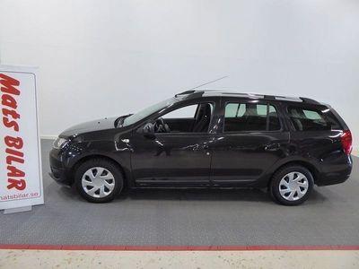 used Dacia Logan 1,6 Flexifuel 90 Hk Manuell Kombi