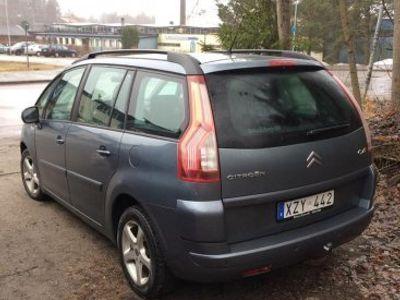 begagnad Citroën Grand C4 Picasso -10