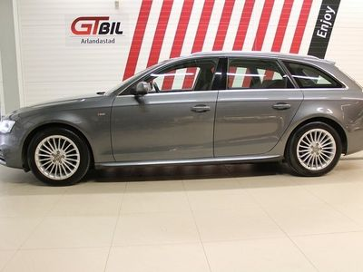 begagnad Audi A4 Avant 2.0 TDI quattro S-line Drag 150hk