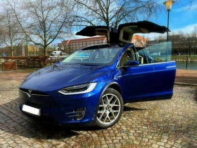 begagnad Tesla Model X