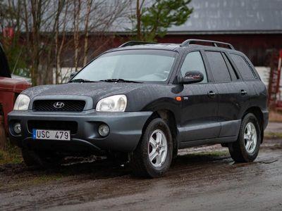 begagnad Hyundai Santa Fe GLS EX