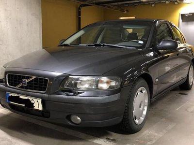 begagnad Volvo S60 2.4 Ny bytt kamrem