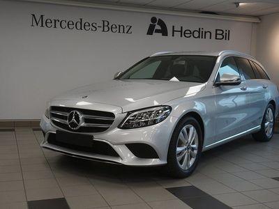 brugt Mercedes C200 Kombi Dragkrok/Navigation/Demo