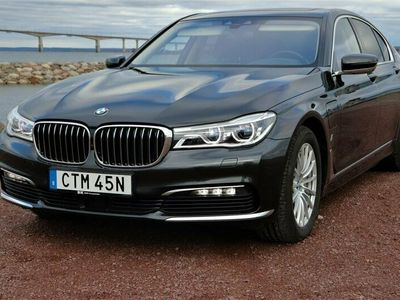 begagnad BMW 740 E IPERFORMANCE
