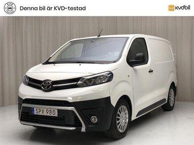 begagnad Toyota Proace 1.6 D-4D Skåp (95hk)