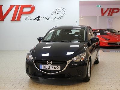 begagnad Mazda 2 1.5 (90hk) SKYACTIV-G Automat