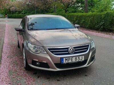 begagnad VW CC