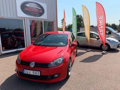 begagnad VW Golf 5-dörrar 1.4 TSI R-line 160hk