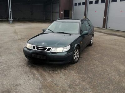 begagnad Saab 9-5 SportCombi 2.0 T Manuell, 150hk