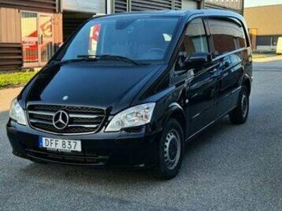 begagnad Mercedes Vito 113 CDI TouchShift