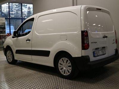 begagnad Citroën Berlingo HDI EGS skåp -13