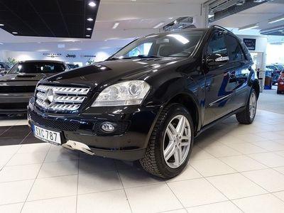 brugt Mercedes ML420 CDI 4MATIC Sport 7G-Tron -07