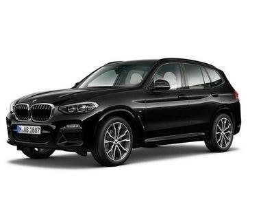 begagnad BMW X3 xDrive 20d M Sport *Höstsalong