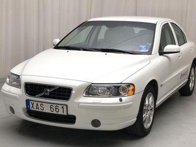 used Volvo S60 2.4 Bi-Fuel CNG (140hk)