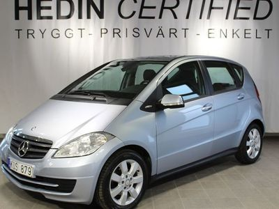 gebraucht Mercedes A160 A 160 Blueefficiency 95Hk AC