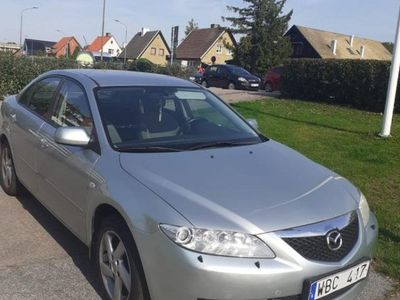 begagnad Mazda 6 Sport 2.0 Automat, Lågmil