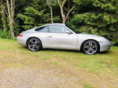 begagnad Porsche 996 / 911 3.4 Tiptronic/Automat -00