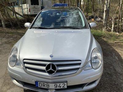 begagnad Mercedes R320 CDI L 4MATIC