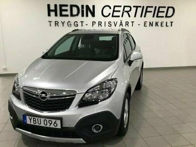 begagnad Opel Mokka 1.4 Turbo Manuell, ECOTEC 2016, SUV 129 900 kr