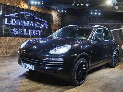 begagnad Porsche Cayenne S V8 DRAG VÄRMARE 2014, SUV 299 900 kr