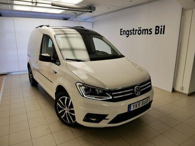 begagnad VW Caddy Skåp TDI 150 DSG EDITION 35