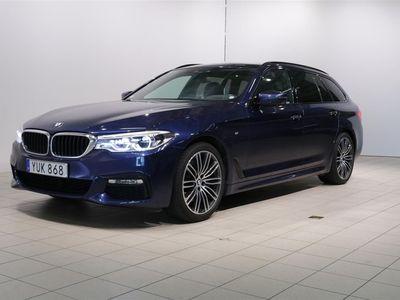 begagnad BMW 530 i xDrive M Sport Navi Gesture
