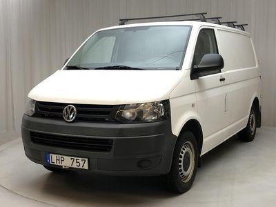 begagnad VW Transporter VW T5 2.0 TDI 2013, Transportbil 70 000 kr