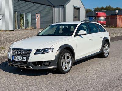 begagnad Audi A4 Allroad quattro 2.0 TDI DPF quattro S
