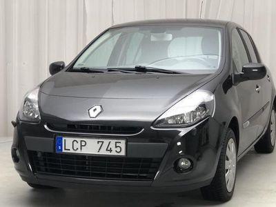 begagnad Renault Clio III 1.2 Flex Fuel 5dr 2011, Halvkombi 45 000 kr